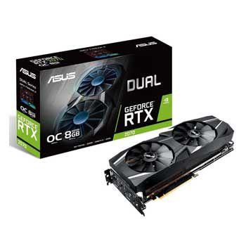 8GB ASUS DUAL-RTX2070-O8G