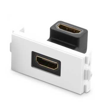 WALL PLATE HDMI Ugreen 20318 (Xoay 90 Độ)