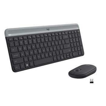 LOGITECH WIRELESS MK470 (Slim)