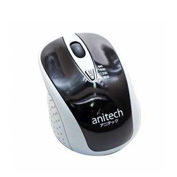 Chuột không dây ANITECH W214-GY