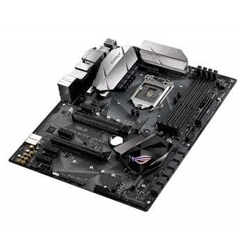 ASUS STRIX B250F GAMING (SK1151) AURA Sync Intel Optane>> Memory