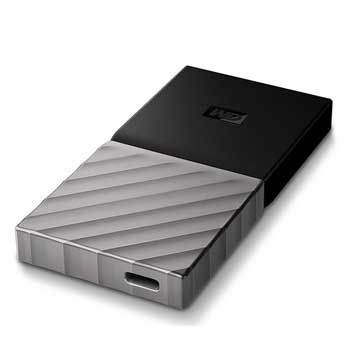2TB WESTERN My Passport(EXTERNAL)