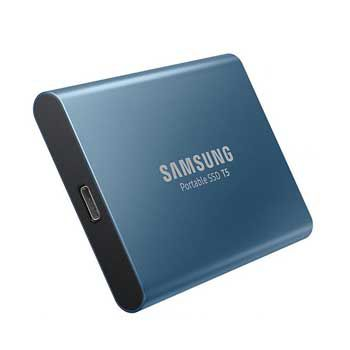 250GB Samsung T5 Portable - (MU-PA250B/WW) - EXTERNAL