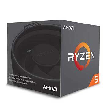AMD Ryzen R5 2600X