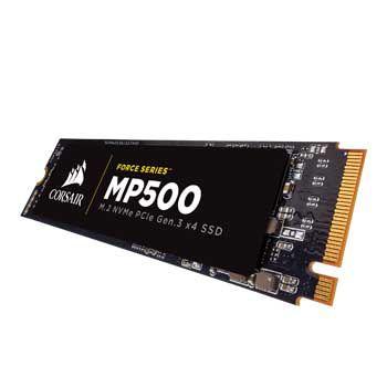 480GB CORSAIR SSD F2400GBMP500