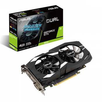4GB ASUS DUAL-GTX1650-4G