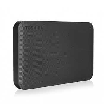 500GB Toshiba Canvio Ready