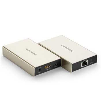 Thiết bị kéo dài HDMI 120M Qua Mạng LAN Ugreen 40280