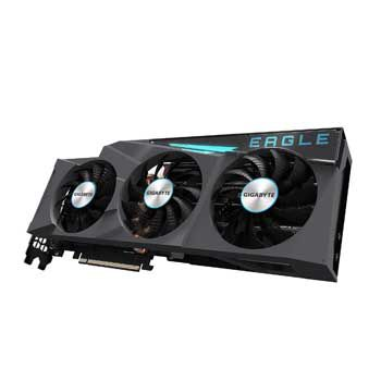 10GB GIGABYTE GV-N3080EAGLE OC-10GD