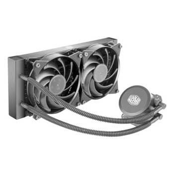 Fan Cooler Master LIQUID LITE 240