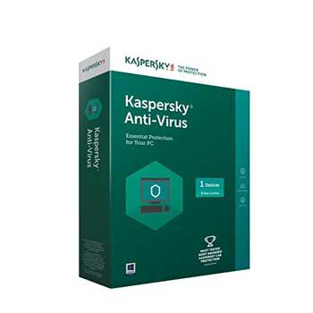 Kasperky Anti virus 1PC