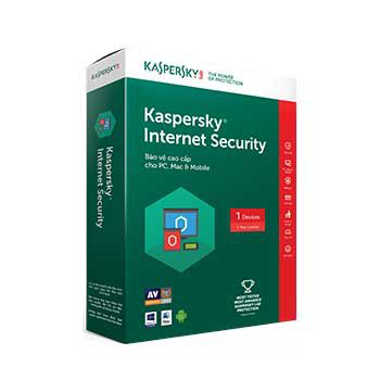 Kasperky Internet Security 1PC