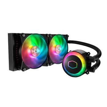Fan Cooler Master MASTERLIQUID ML240R RGB