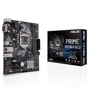 ASUS PRIME H310M-K R2.0 (SK1151)