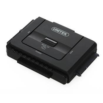 CABLE USB 3.0 -> Sata, IDE (2.5+3.5) Unitek Y3322