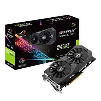 4GB ASUS STRIX-GTX1050TI-O4G-GAMING
