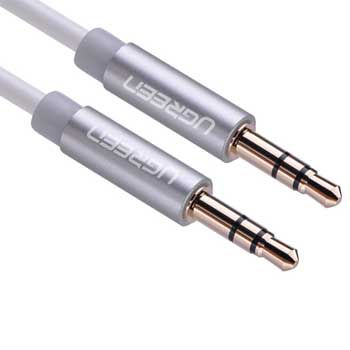 Cable Audio 3.5mm - 2 Audio 3.5mm âm UGREEN 10788