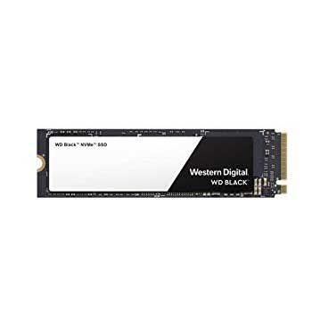 500GB WESTERN WDS512G2XOC Black (M2)