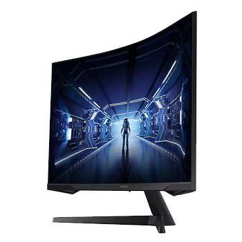 """LCD 32"""" SAMSUNG LC32G55TQWEXXV ( Màn hình Cong (1000R)"""