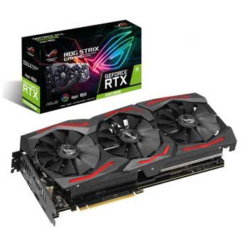 8GB ASUS ROG-STRIX-RTX2060S-A8G-GAMING