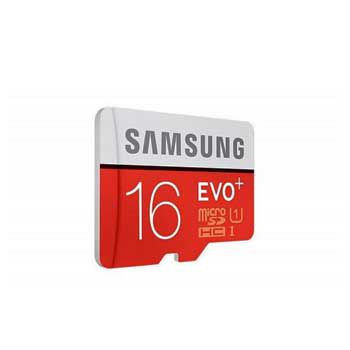 MICRO-SD 16GB Samsung Evo plus Class 10