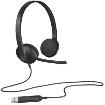 HEADPHONE Logitech H340 USB