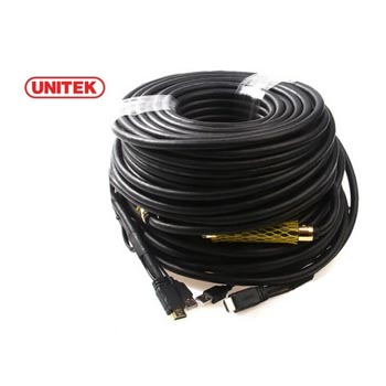 CABLE HDMI Unitek YC 175A+USB
