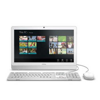 DELL ALL IN ONE 19 - INS3052-4G-1TB-W (Màu trắng) -