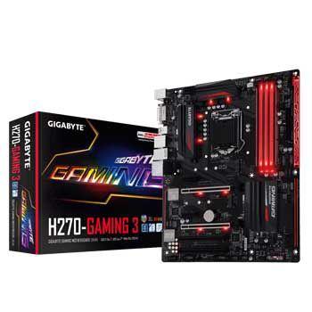 GIGABYTE H270-Gaming 3 (1151)