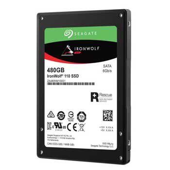 480GB Seagate Ironwolf 110 - ZA480NM10011