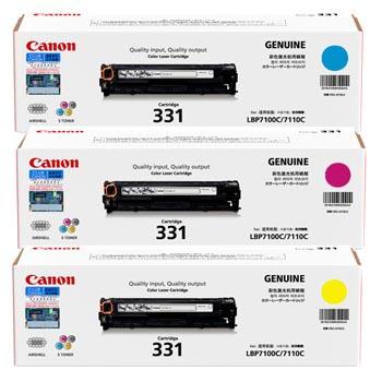 CANON 331C/M/Y