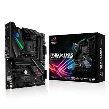 ASUS ROG STRIX X470-F GAMING (SK AM4)