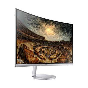 """LCD 34"""" SAMSUNG LC34F791WQEXXV (Curved Quantum Dot) (MÀU TRẮNG)"""