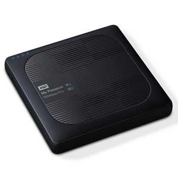 2TB MY PASSPORT WIRELESS PRO