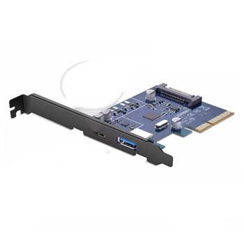 CARD PCI 1X - USB-C 3.1 và USB 3.0 Ugreen 30774