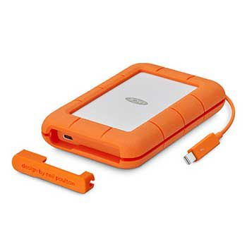 1Tb LACIE Rugged USB 3.1 Type C - STFR1000800