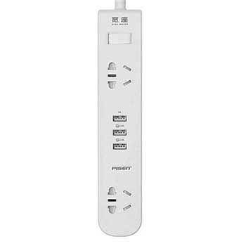 Ổ cắm điện Pisen KY-23(EP) ( 2 x AC , 3 x USB )