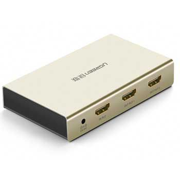 Bộ chia HDMI 1 ra 2 Ugreen 40276