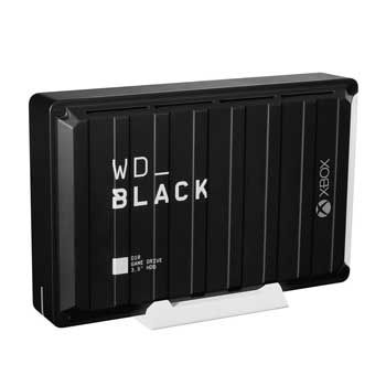 8TB WESTERN D10 Game Drive - WDBA3P0080HBK-SESN
