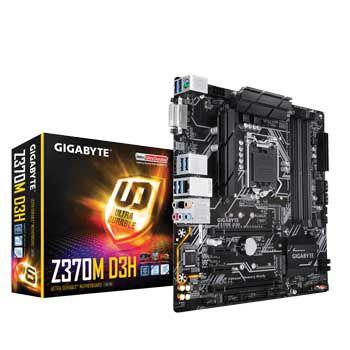 GIGABYTE Z370M D3H (1151)