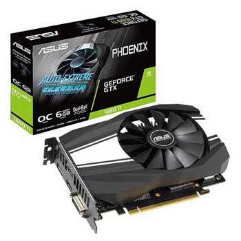 6GB ASUS PH-GTX1660TI-O6G