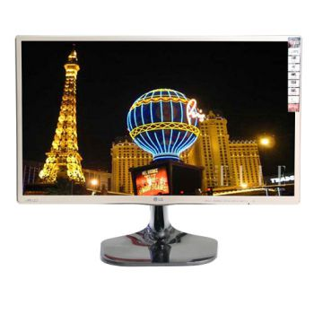 "LCD 24"" LG 24MP66HQ-C (IPS)"