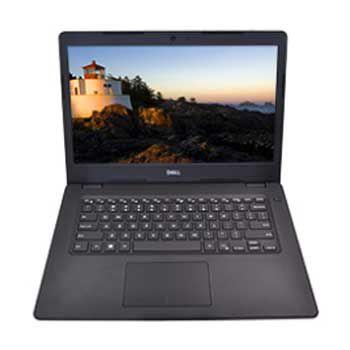 Dell Inspiron 14-3480 ( N3480I) (Black)