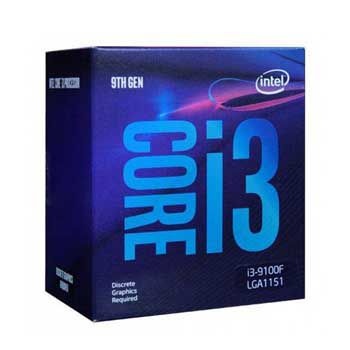 Intel Coffee lake i3 9100F(3.6GHz) Chỉ hỗ trợ Windows 10