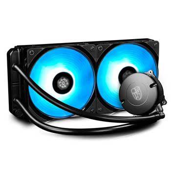 Fan DEEP COOL MealStorm 240 RGB(Tản nhiệt nước)