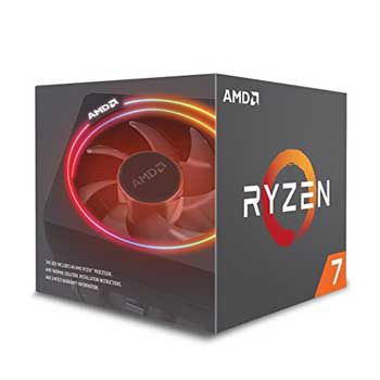AMD Ryzen R7 2700X