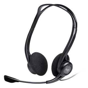 HEADPHONE Logitech H370 USB