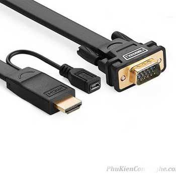 CABLE HDMI – VGA UGREEN 40231 (2m)