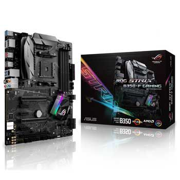 ASUS ROG STRIX B350F GAMING (SK AM4)