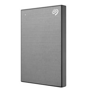 2Tb SEAGATE- Backup Plus Slim ( STHN2000405) (Xám)